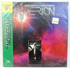 New Laser Active Disc Mega LD Taito Space Shooting Game Hyperion 1994 PEASU5019