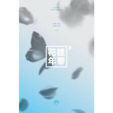BTS [In The Mood For Love] PT.2 4th Mini Album (Blue Ver.) Photobook+ Photocard