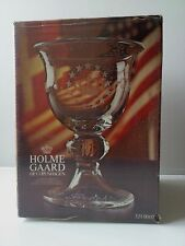 Holmegaard .The Bicentennial Goblet. 1776-1976.USA..Glass.Mint in unopened box.
