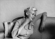 Lot 2 photos originales Jayne Mansfield 1957