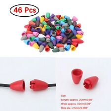 46Pcs Lanyard Safe Breakaway Clasps Barrel Connector for Necklace Craft Making