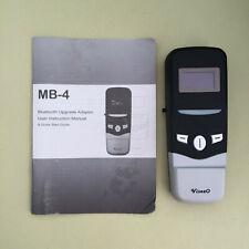 Mercedes Benz ViseeO MB-4 BLUETOOTH MOBILE PHONE ADAPTOR CRADLE + manual  #6