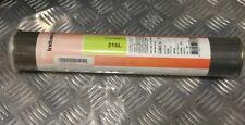 3kg BOC Smootharc S 316L 4.0mm Electrodes Tube