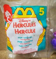 McDonalds Happy Meal Toy 1996 Hercules USA Issue Plastic Toys - Various