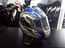 Casco helmet helm   ARAI RX-7 CORSAIR EDWARDS BLU TG.M AR2296MEX3