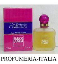 Enrico Coveri Paillettes pour Femme Eau de Toilette 75 ml vapo
