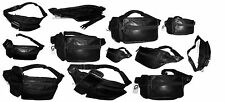 12 Leather waist pouch. waist bag, leather bag, Fanny pack Brand NWT #2
