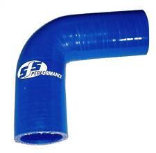 SFS Performance 90 Degrés Tuyau Silicone Coude 57 mm I/D Perçage Bleu