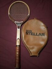 STELLAR CLASSIC TENNIS RACKET. Used. Excellent condition. Head cover.   3175