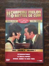 CHAPEAU MELON ET BOTTES DE CUIR - 1968 - SAISON 6 - VOLUME 7