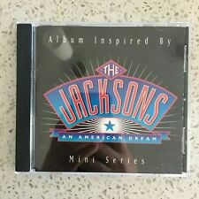 The Jacksons - An American Dream (Music Inspired by Mini Series) 1992 CD VG+
