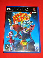 Disney - Chicken Little Aventures InterGalactiques  jeu Play Station PS2