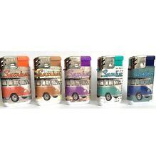 New Prof Samba  Lighter 5 Colours Ideal Gift  Camper Van Gas Refillable