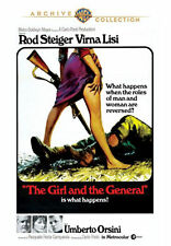 PRE ORDER: THE GIRL AND THE GENERAL - (Rod Steiger) - DVD - Region Free