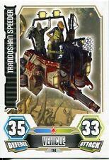 Star Wars Force Attax Series 3 Card #114 Trandoshan Speeder