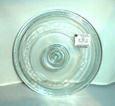 New! Glass Pyrex G5C-A CorningWare French White 1.6 Liter 1.5 Qt.Replacement Lid