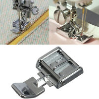 2 Sides Metal Zipper Presser Foot For Snap-on Sewing Machine Sewing AccessorFLA