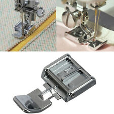 2 Sides Metal Zipper Presser Foot For Snap-on Sewing Machine Sewing Accessory�€AT