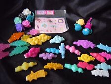 MY LITTLE PONY - G4 VARIOUS BARRETTES  LOT17
