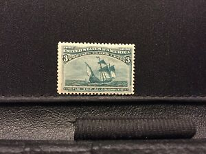 1893 UNITED STATES Sc# 232 Columbian Commemorative  MNH