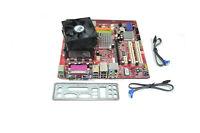 MSI MS-7379 Ver 4.0 Mainboard Intel Core 2 Quad @6600 @ 2,40GHz CPU