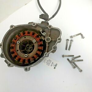 1998-1999 ZX-6R Stator and Stator Cover, 14031-1346 and 21003-1330