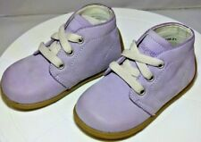 Braqeez Unisex Kids' Sunny Star Hi-Top Trainers in Lavender 4.5 UK Child