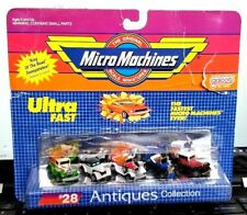●Vintage Galoob Micro Machines Ultra fast Antiques #28 Damaged packaging HTF