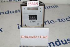 Philips Temperatur Anzeige  0 - 299 C
