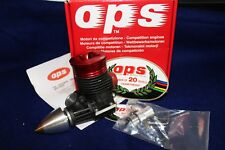 NIB OPS/NEXT .21 Long Stroke Control Line Speed Model Airplane Engine