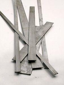 304 Stainless Steel Flat Bar  20mm x 3mm - 100mm x 6mm
