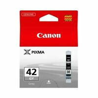 Genuine Canon CLI-42GY Grey Ink 6390B001 Cartridge for Pixma Pro 100