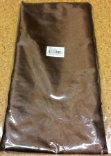 "New 90"" Round Satin Tablecloth Table Cover, Chocolate, Wedding Party"