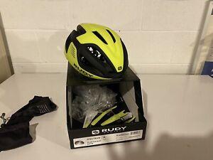 Rudy Project Spectrum Helmet (size Medium/yellow Fluo)