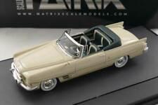 Chrysler Dual Ghia Convertible 1957 - Matrix 1:43 - MX20303-081