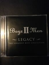 Boyz II Men - CD, Legacy, Greatest Hits, Soul, Excellent Tracklist