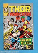 SUPER EROI - THOR E I VENDICATORI - CORNO -N.223- 29 OTTOBRE 1979 - NON DI RESA