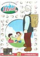 DVD IL FANTASTICO MONDO DI HEIDI 21 RBA 2012