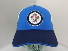 Winnipeg Jets NEW CURVED BRIM ONE SIZE FITS MOST NEW WITH OUT TAGS BY REEBOK