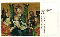 3345 postfrisch BRD Bund Deutschland Briefmarke Jahrgang 2017