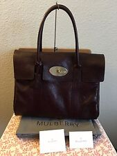 Mulberry Bayswater in Oxblood