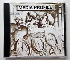 CD - Media Profile - Mark Scholz - NEU