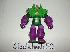 DC Universe Lex Luthor Action Figure Mattel 2008 Superman Public Enemies Set HTF