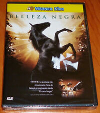 BELLEZA NEGRA / BLACK BEAUTY - DVD R2 - Precintada