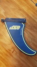 """JP Radical Wave 8.5"""" windsurfing fin in excellent condition Jason Polakow. A box"""
