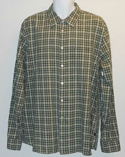 JOHN VARVATOS COLORFUL PLAIDS LONG SLEEVE FINE DRESS SHIRT. JV8538A1