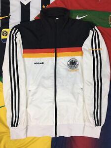 GERMANY DEUTSCHLAND JACKET CHAMPIONS 1980 VINTAGE ORIGINAL 100% 614300 AWV005
