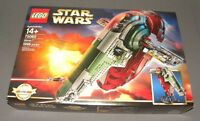 LEGO Star Wars Slave I 1 Set 75060 with Boba Fett Ultimate Collectors Series NEW