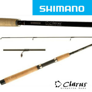 Shimano Clarus 1pc Spinning Rod [CSS66L] -DISPLAY ITEM