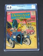 Detective Comics #219 CGC 6.0 Golden Age Batman DC 1955 Rare Batmobile cover